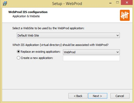 Install askiafield (Webprod Server) – Askia Help Centre