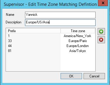Working with Time Zones Askia Help Centre